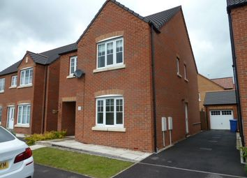 Thumbnail 4 bed detached house for sale in Oakfield Row, Warsop