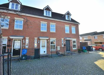 Thumbnail 3 bed town house for sale in Ince Castle Way, Tredworth, Gloucester