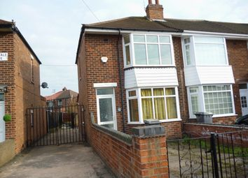 Thumbnail 3 bed terraced house to rent in Kerrysdale Avenue, Leicester