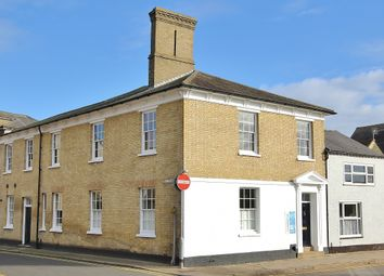 Thumbnail 5 bedroom town house for sale in The Waits, St. Ives, Huntingdon