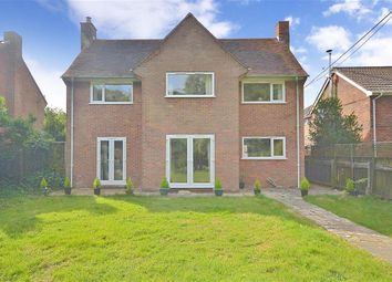 Thumbnail 3 bed detached house for sale in Blackwater, Newport, Isle Of Wight