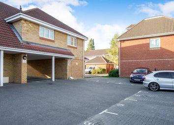 Thumbnail 2 bed flat for sale in Park Cottage Drive, Titchfield Park, Fareham