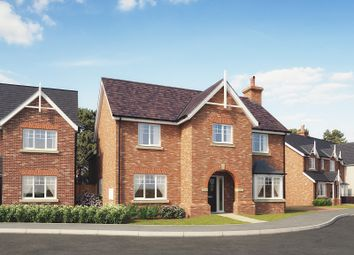 Thumbnail 4 bedroom detached house for sale in Off Station Road, Hadnall