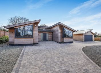 Thumbnail 3 bed detached bungalow for sale in Robinson Road, Horndon-On-The-Hill, Stanford-Le-Hope