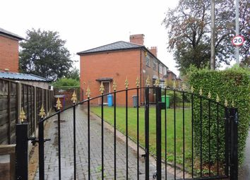 Thumbnail 3 bed semi-detached house for sale in Cundiff Road, Chorlton, Manchester