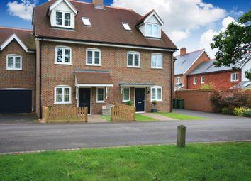 Thumbnail 4 bedroom semi-detached house to rent in Farley Close, Broadbridge Heath, Horsham