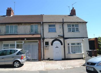 Thumbnail 3 bed end terrace house to rent in Park Lane, Fallings Park, Wolverhampton