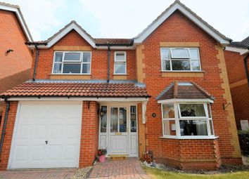 Thumbnail 4 bed detached house for sale in 9 George Butler Close, Grimsby