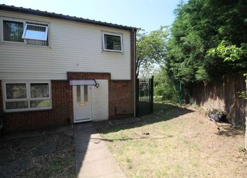 Thumbnail 3 bed terraced house for sale in Rockingham Close, Leicester