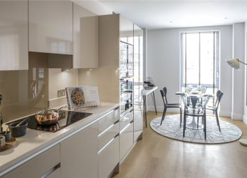 Thumbnail 2 bed flat for sale in Kilburn Quarter - West Block, Flat 3, 74 Cambridge Road