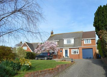 Thumbnail 5 bed detached house for sale in 8 Colvin Close, Exmouth, Devon