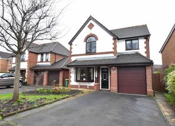 Thumbnail 4 bed detached house for sale in Bideford Way, Cottam, Preston
