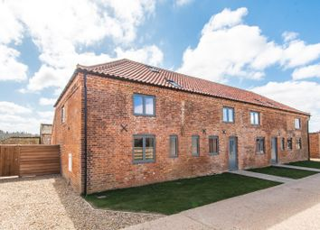 Thumbnail 4 bed barn conversion for sale in Hall Farm Barns, Station Road, Thorpe Market, Norfolk
