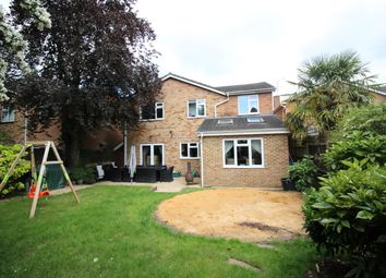 Thumbnail 4 bed detached house to rent in Tudor Drive, Yateley