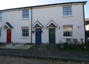 Thumbnail 1 bed terraced house for sale in High Street, Brading, Sandown, Isle Of Wight.