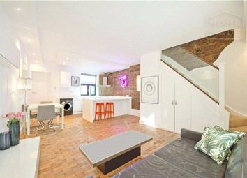 Thumbnail 2 bed mews house to rent in Bradbury Mews, Dalston, London