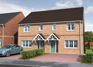 Thumbnail 3 bed semi-detached house for sale in Cayton Drive, Stockton-On-Tees