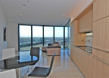 Thumbnail 1 bed flat for sale in The Tower, St George Wharf, Vauxhall, London