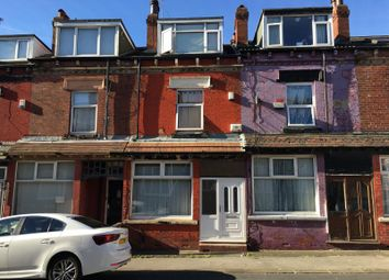 Thumbnail 4 bed terraced house for sale in Trafford Avenue, Harehills, Leeds