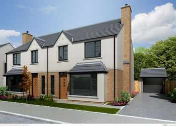 Thumbnail 3 bed semi-detached house for sale in Chantry Gardens, Station Road, Greenisland