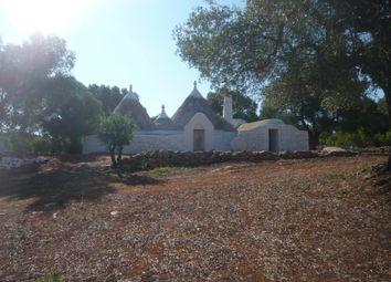 Thumbnail 7 bed farmhouse for sale in Trulli Gennero, Ceglie Messapica, Puglia, Italy