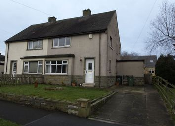 Thumbnail 3 bed semi-detached house to rent in Field Way, Shepley, Huddersfield