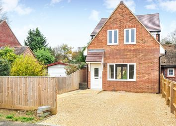 Thumbnail 3 bed link-detached house to rent in Thatcham, Berkshire
