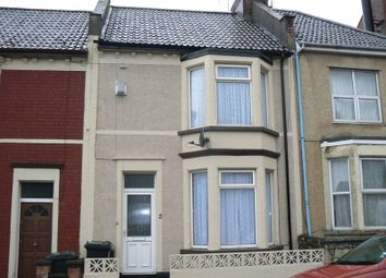 Thumbnail 3 bedroom terraced house to rent in Napier Street, Bristol