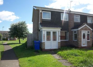 Thumbnail 3 bed terraced house for sale in Oakley Drive, Cramlington