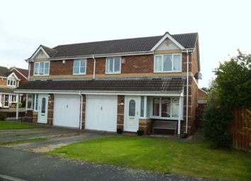 Thumbnail 3 bed semi-detached house for sale in St. Oswalds Court, Newton Aycliffe
