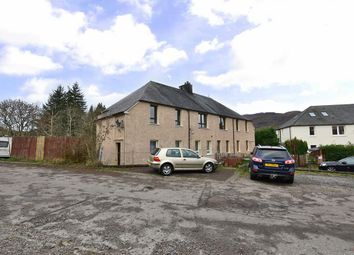 Thumbnail 3 bed flat for sale in Lundavra Road, Fort William