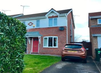 Thumbnail 2 bed property to rent in Beaumont Close, Saltney, Chester