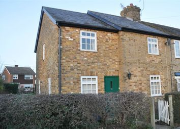 Thumbnail 3 bed semi-detached house to rent in Victoria Road, Writtle, Chelmsford, Essex