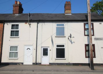 Thumbnail 2 bed terraced house for sale in Withersfield Road, Haverhill
