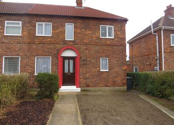Thumbnail 3 bed semi-detached house for sale in St Leonards Avenue, Osgodby, Selby