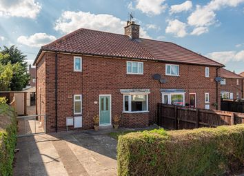 Thumbnail 3 bed semi-detached house for sale in 5 Almond Tree Avenue, Malton