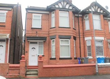 Thumbnail 3 bed semi-detached house for sale in Slade Grove, Longsight, Manchester