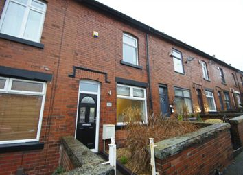 Thumbnail 2 bedroom terraced house for sale in Mount Pleasant Street, Horwich, Bolton