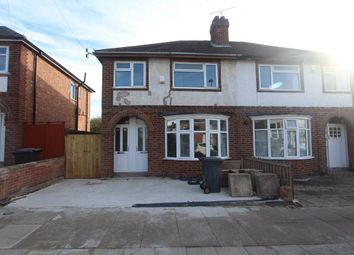 Thumbnail 2 bed flat to rent in Greenhill Road, Leicester
