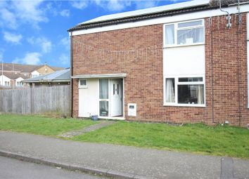 Thumbnail 4 bed end terrace house for sale in Roderick Way, Daventry