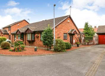 Thumbnail 3 bed bungalow for sale in King Charles Close, Willerby, Hull, East Yorkshire