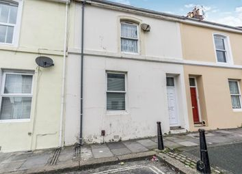 Thumbnail 2 bedroom terraced house for sale in Stonehouse, Plymouth, Devon
