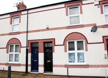 Thumbnail 2 bed terraced house to rent in Derwent Street, Hartlepool