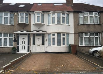 Thumbnail 4 bed terraced house for sale in Brocks Drive, North Cheam