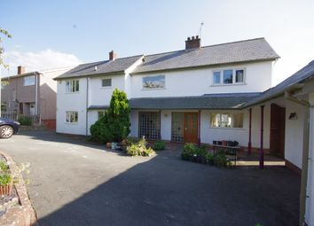 Thumbnail 4 bed detached house for sale in London Road, Trelawnyd, Rhyl