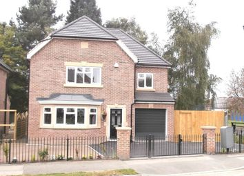 Thumbnail 4 bed detached house to rent in Linby Road, Hucknall, Nottingham