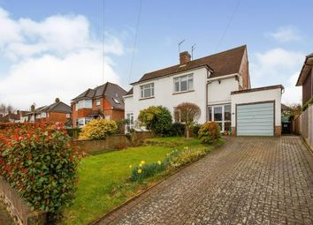 Thumbnail 3 bed semi-detached house for sale in Newlands Road, Tunbridge Wells, Kent, .