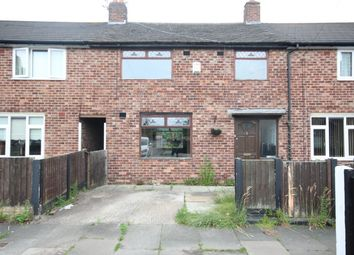 Thumbnail 3 bed terraced house for sale in Pentland Avenue, St. Helens