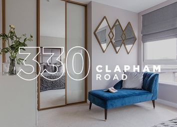 Thumbnail 4 bed property for sale in Clapham Road, London