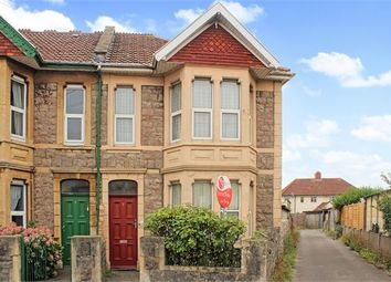 Thumbnail 1 bedroom flat for sale in Kensington Road, Weston-Super-Mare